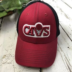 Cavs Fitted Embroidered Hat 39Thirty M/L